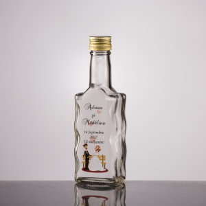 Sticla marturii 200 ml Stof 3