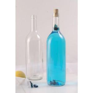 Sticla vin 1 l transparenta