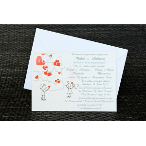 Invitatie de nunta 35238 Polen