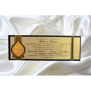 Invitatie de nunta 1062 BEST