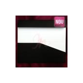 Plic pentru bani floral cu nuanta de roz somon 140022 TBZ